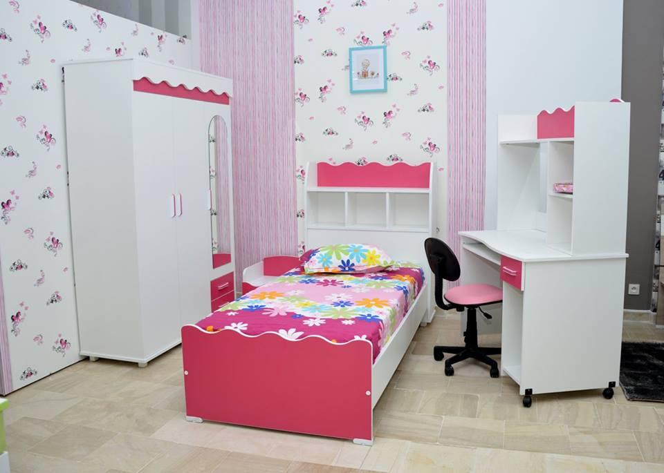 Chambre D'Enfant Alice - Meubles Et Décoration Tunisie