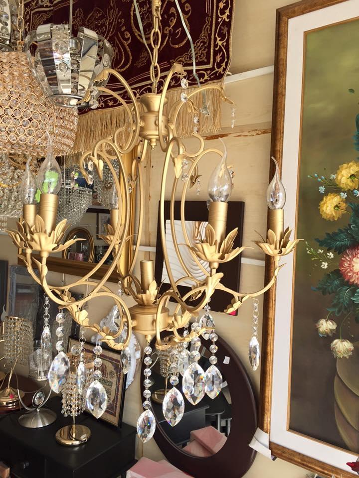 lustre fer forg 61 meubles et dcoration en tunisie