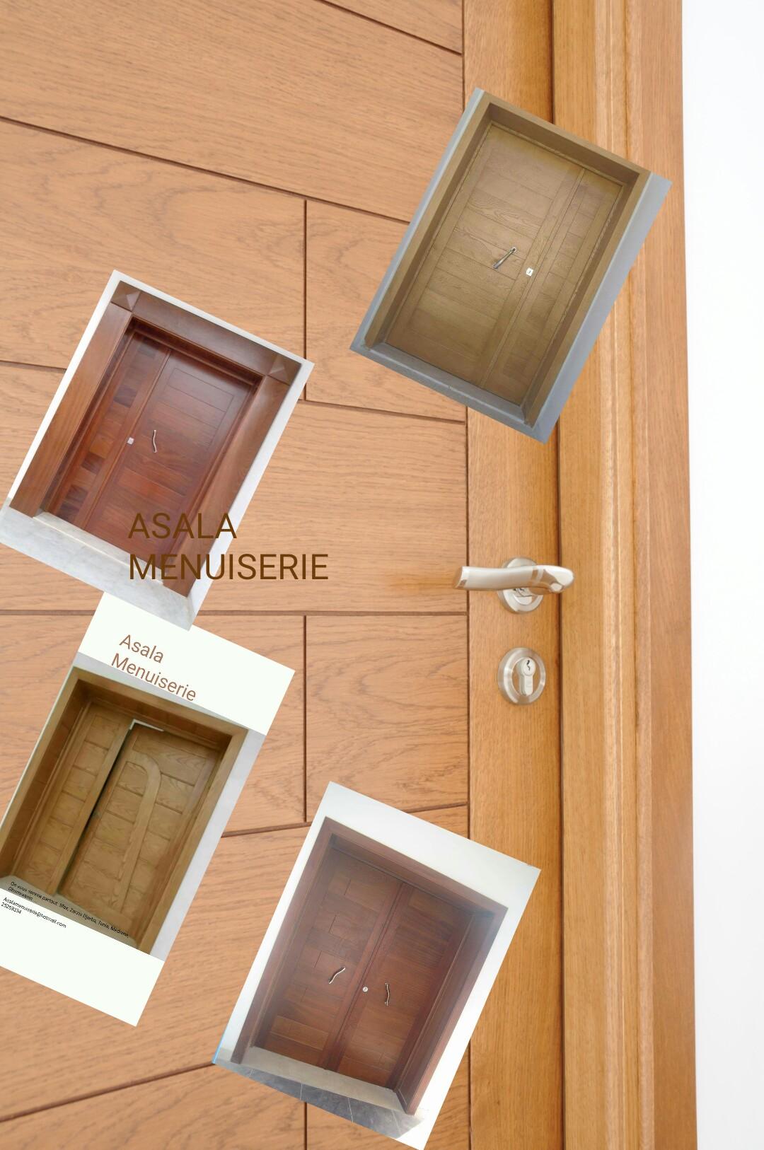 Portes d'entrÉe   meubles et décoration tunisie