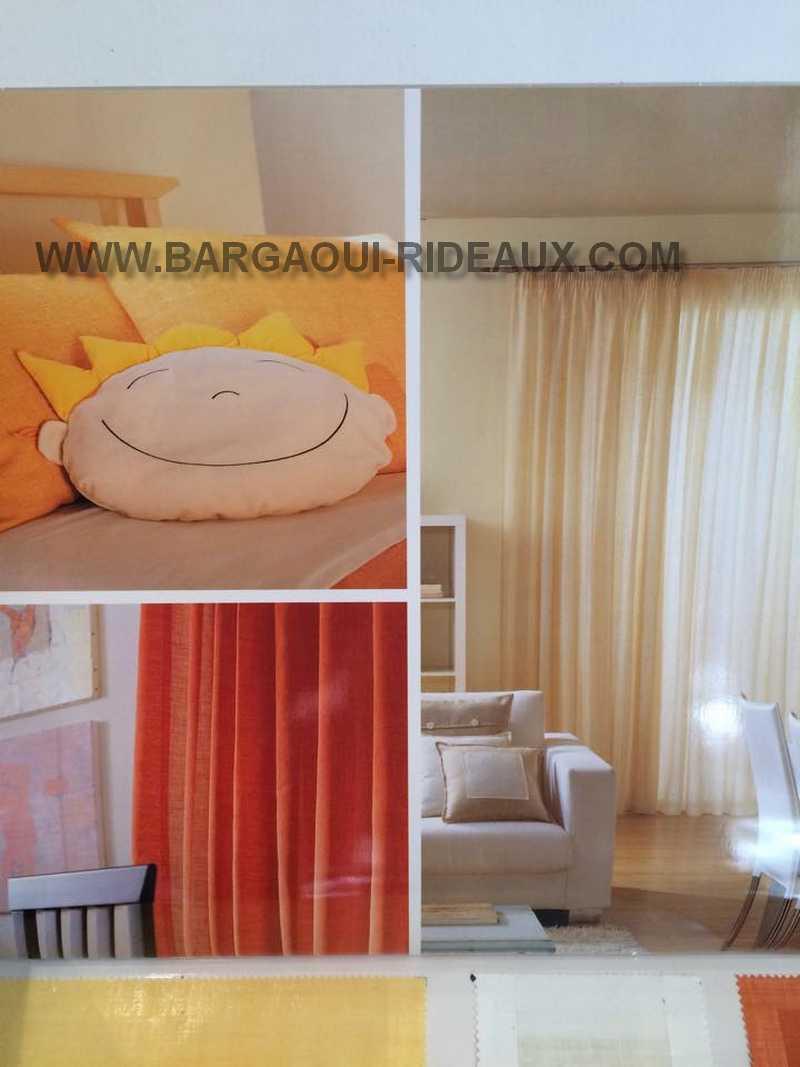 Rideau   meubles et décoration tunisie