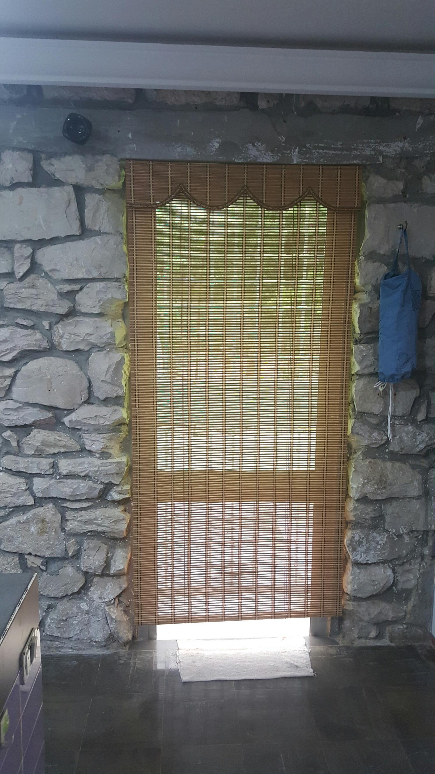 rideaux bambou - Meubles et décoration Tunisie