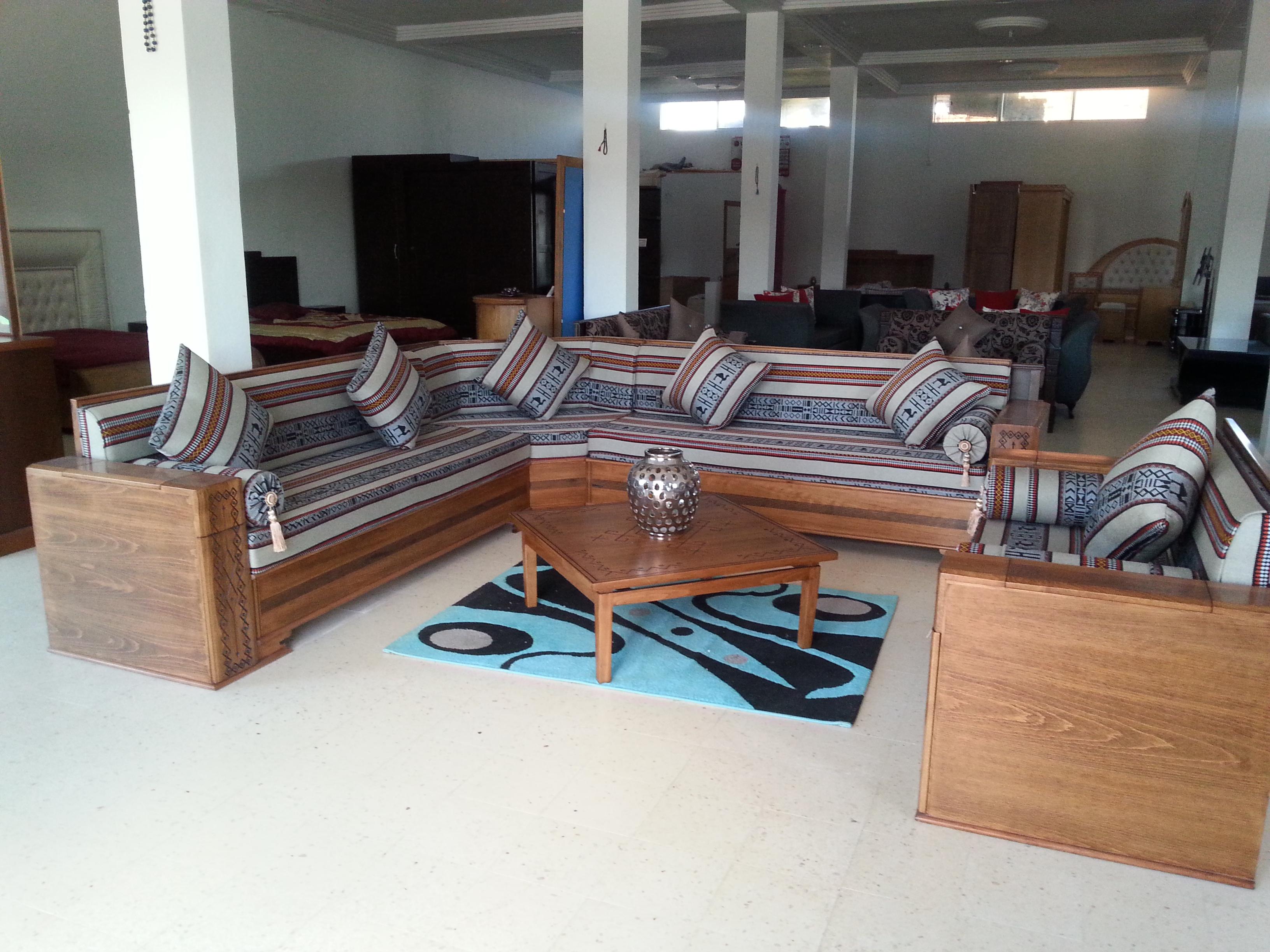 Salon maroc   meubles et décoration tunisie