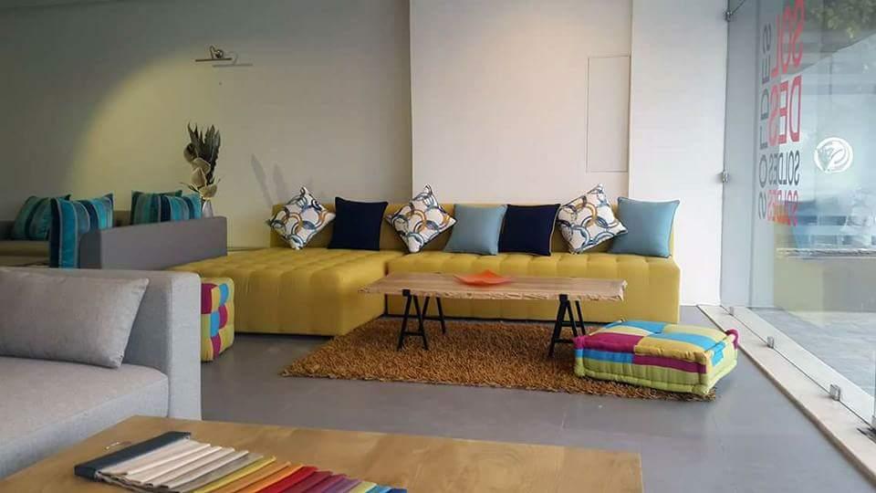 Sejour Salon angle oasis - salon / séjour - meubles et décoration tunisie