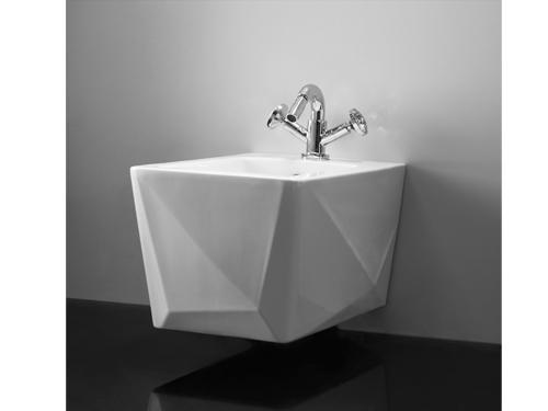 Bidet suspendu diamant bravat meubles et d coration tunisie - Meuble salle de bain en tunisie ...