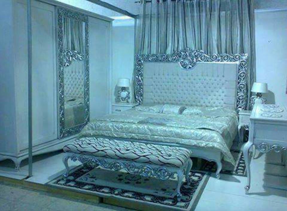 Chambre : chambre a coucher blanche tunisie Chambre A Coucher ...