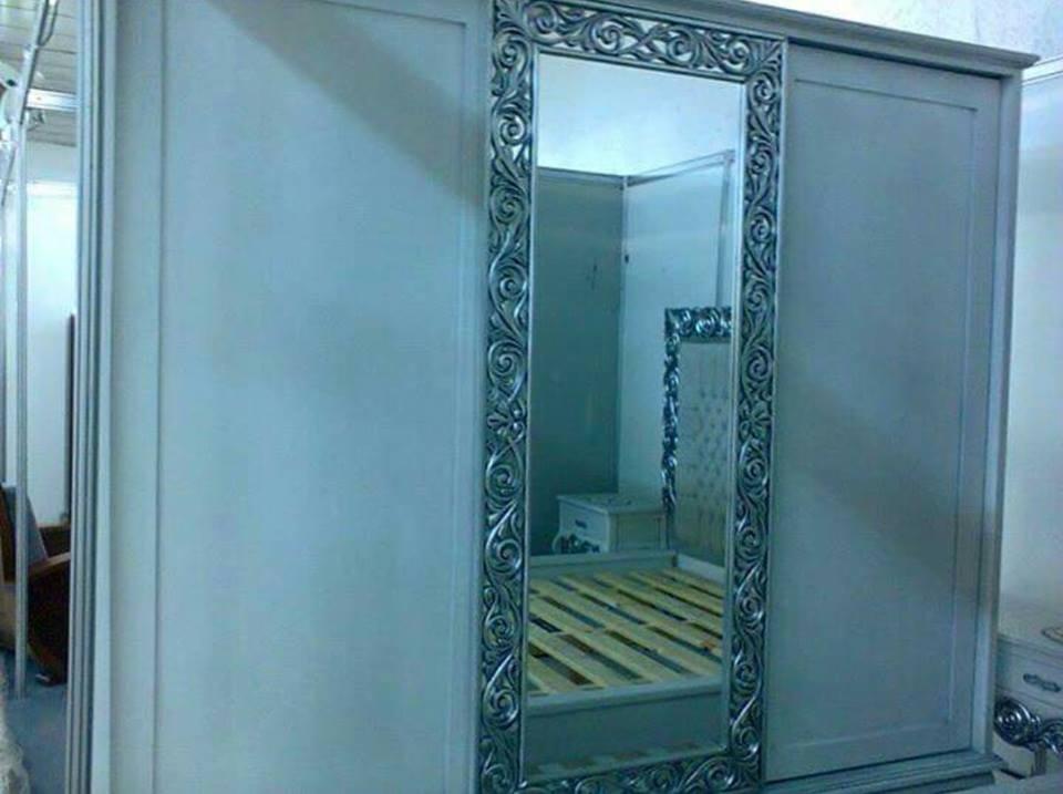 Chambre a coucher fille tunisie avec des for Meuble classique tunisie