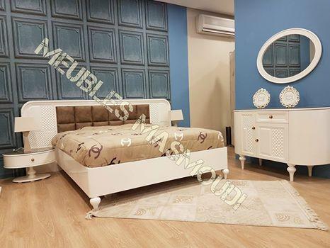 Chambre a coucher mariem meubles et d coration tunisie for Meuble chambre a coucher en tunisie
