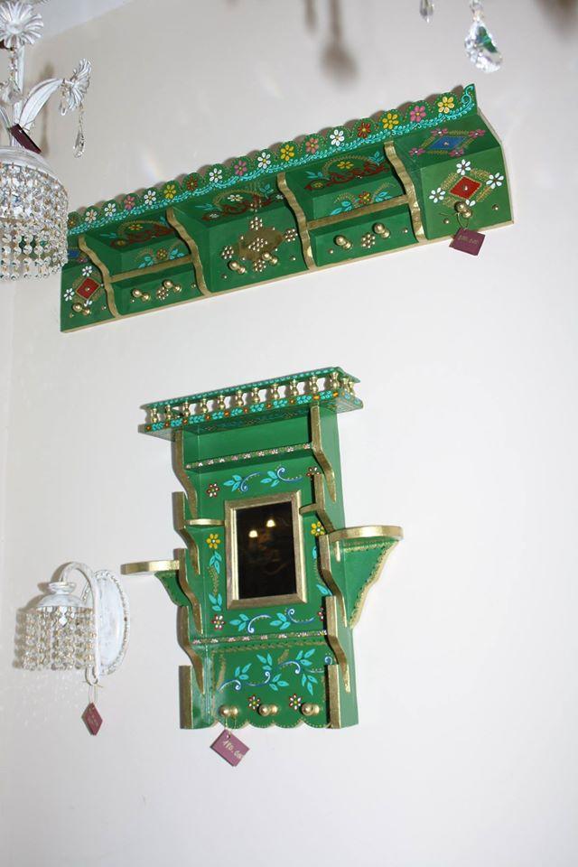 D coration murale artisanale meubles et d coration tunisie for Meuble artisanal tunisien