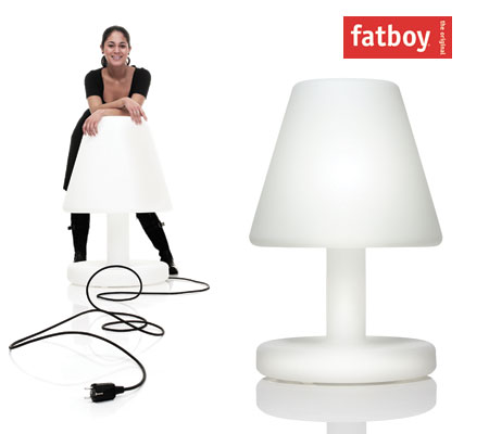 Edison the grand de fatboy meubles et d coration tunisie - Lampe fatboy occasion ...