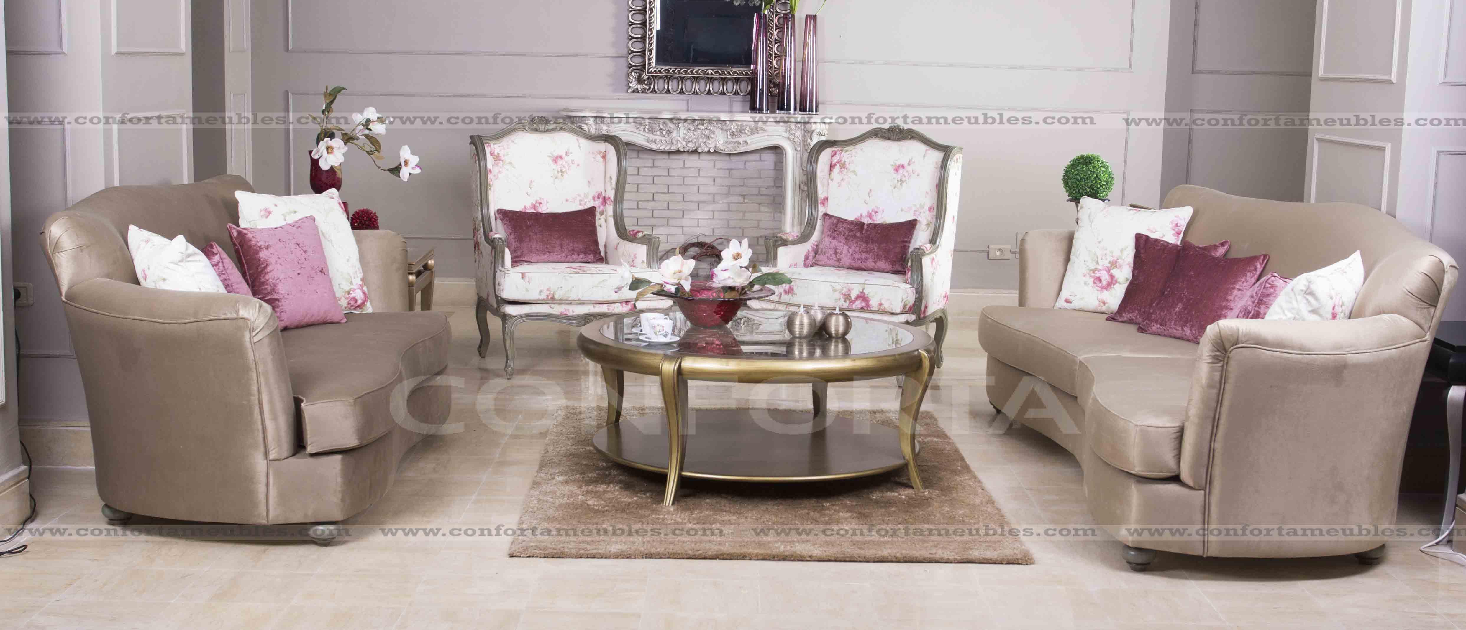 Fauteuils tunisie meubles et d coration tunisie for Meuble fauteuil