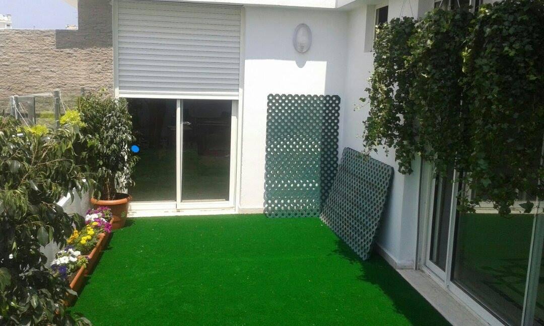 Maison tunisienne decoration exterieur for Decoration exterieur de maison