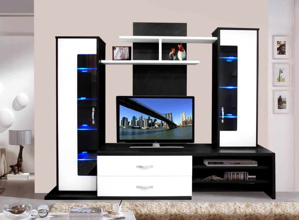 Tv Encastrable Cuisine Meuble Tv Meuble Tv Mural Design V Meuble Tv Design  -> Tv Encastrable