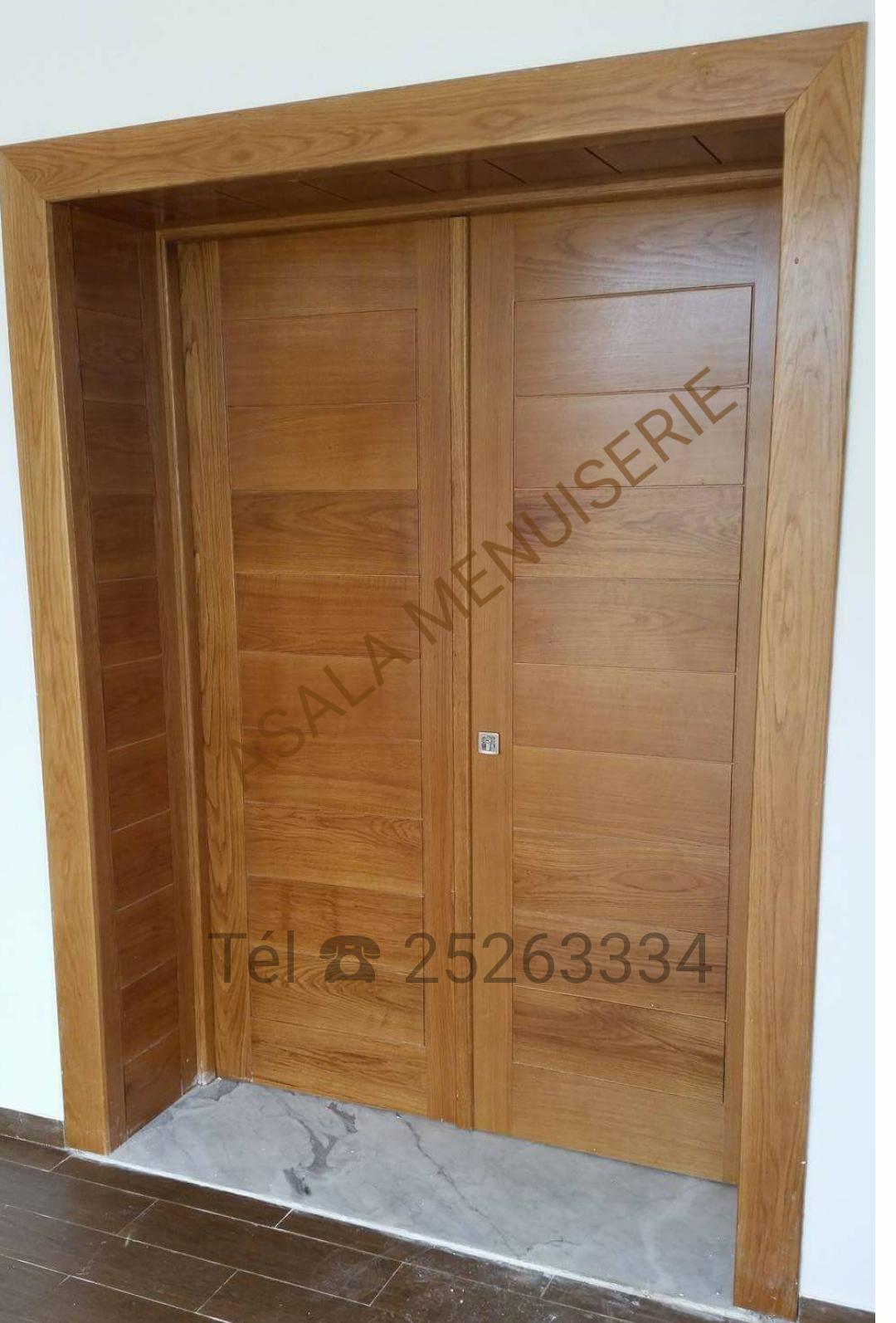 portes haute gamme meubles et decoration tunisie With meubles de montagne en bois 4 portes dentree meubles et decoration tunisie