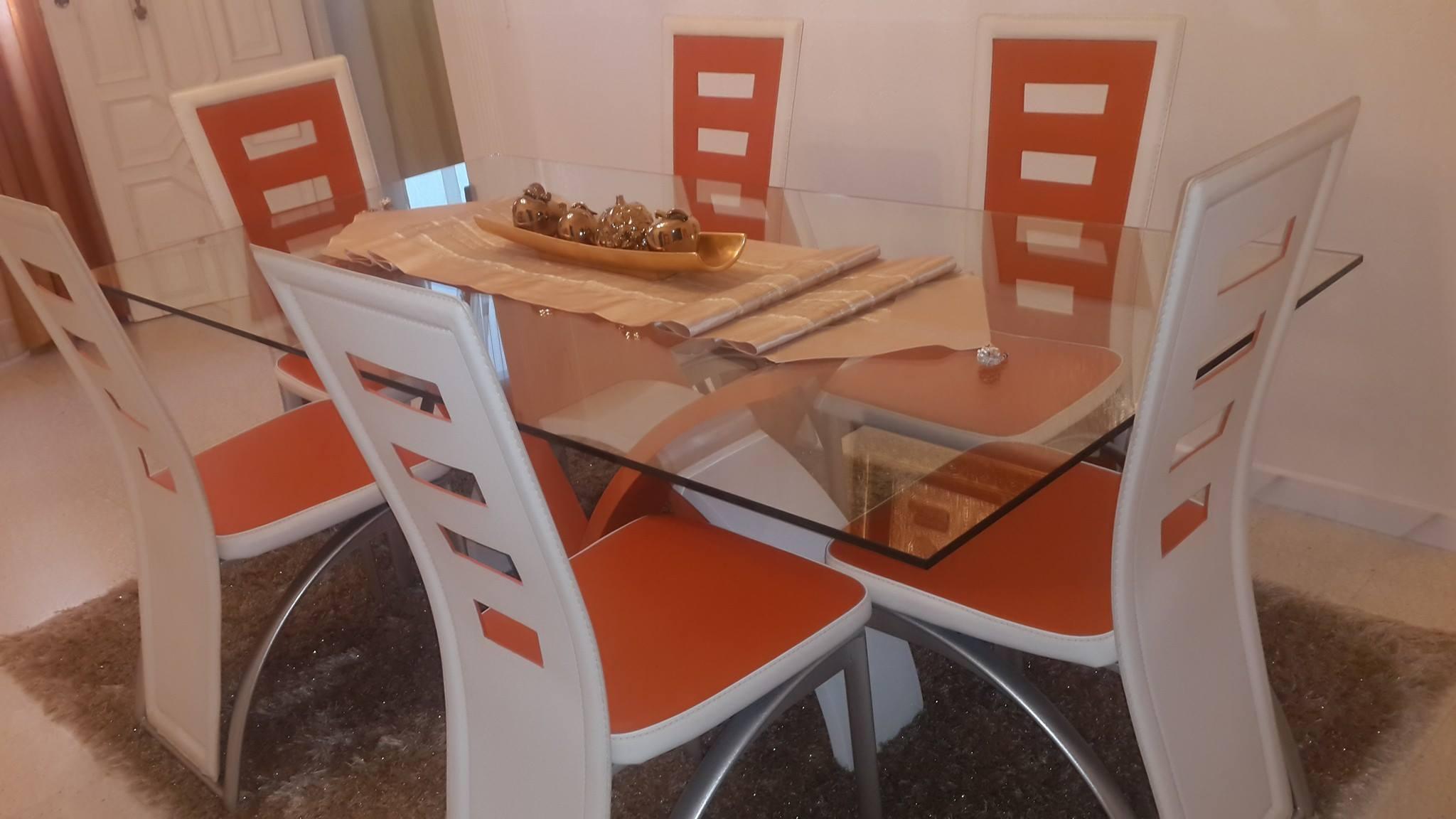 Salle manger meubles et d coration tunisie for Salle a manger tunisie