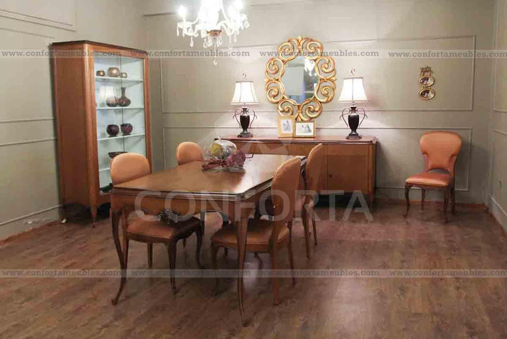 Salles manger tunisie meubles et d coration tunisie for Restaurant salle a manger tunis