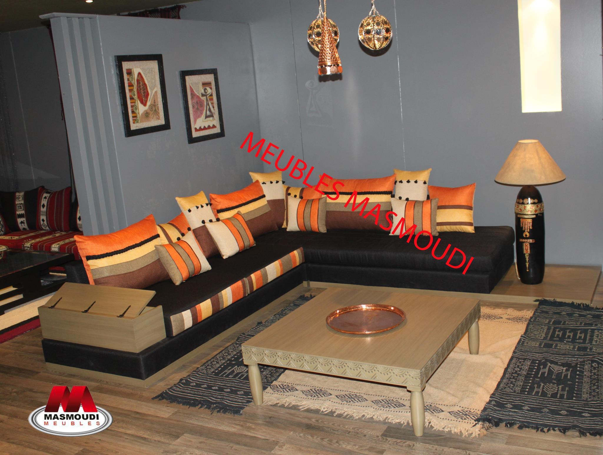Sejour berbere meubles et d coration tunisie - Meuble aperitif salon ...