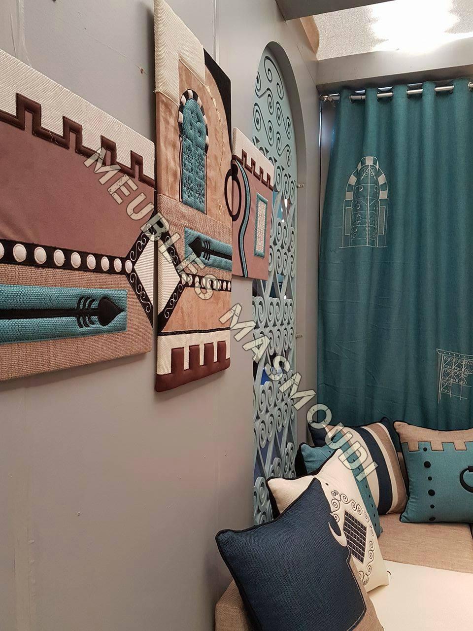 Tableau meubles et d coration tunisie for Deco meuble tunisie
