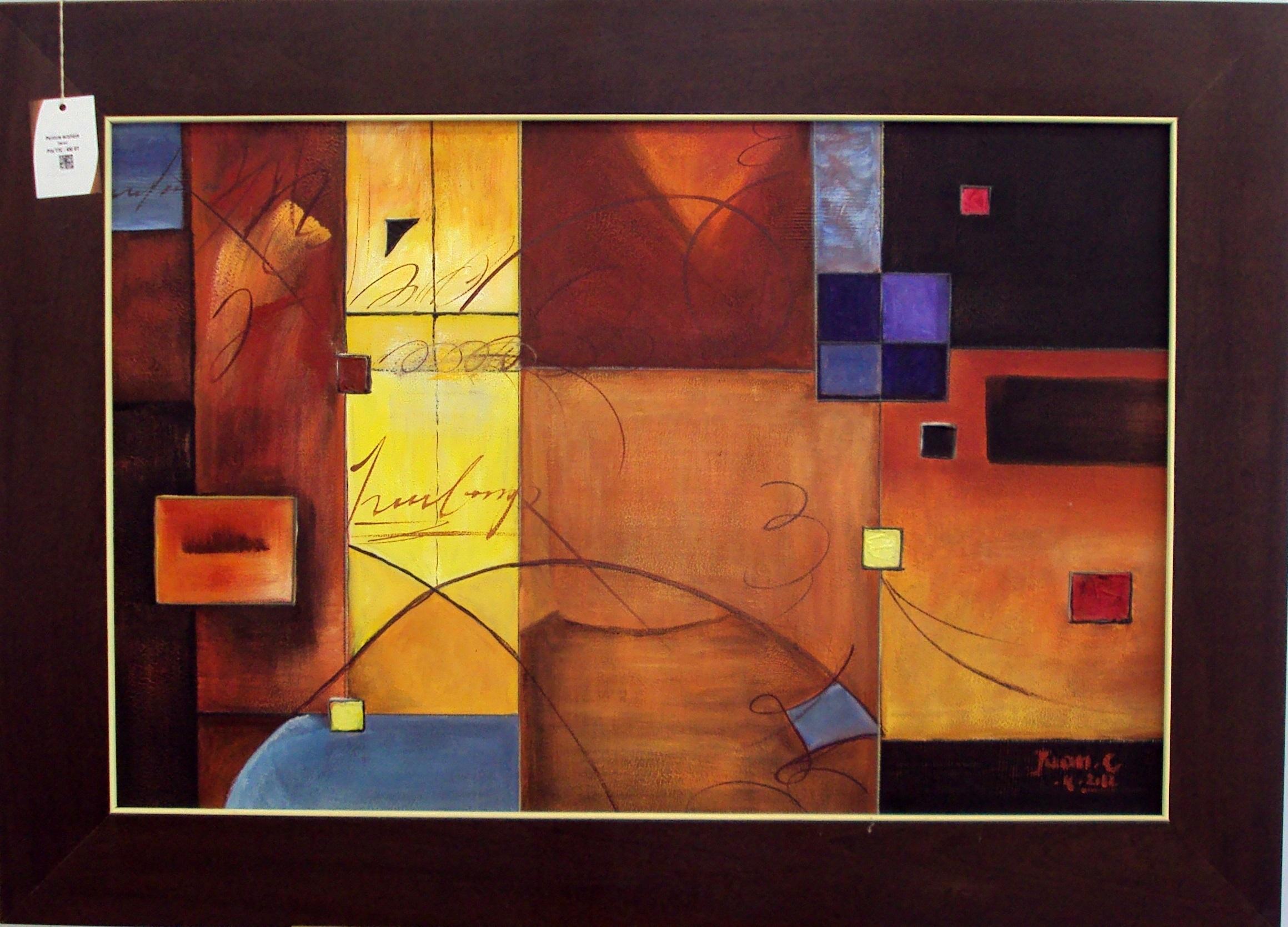 Tableau en peinture acrylique meubles et d coration tunisie for Peinture acrylique maison