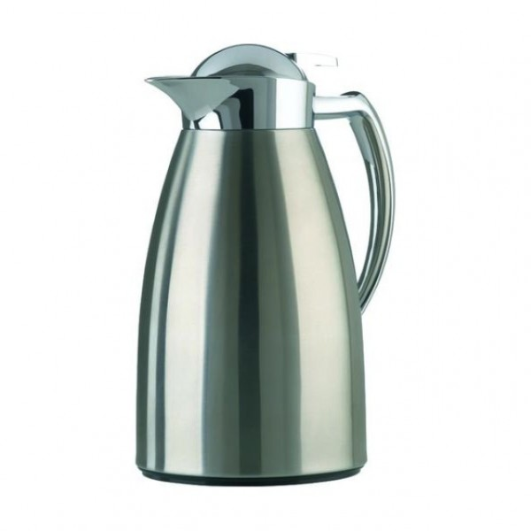 Thermos caf inox noir 1l meubles et d coration tunisie for Thermos caffe
