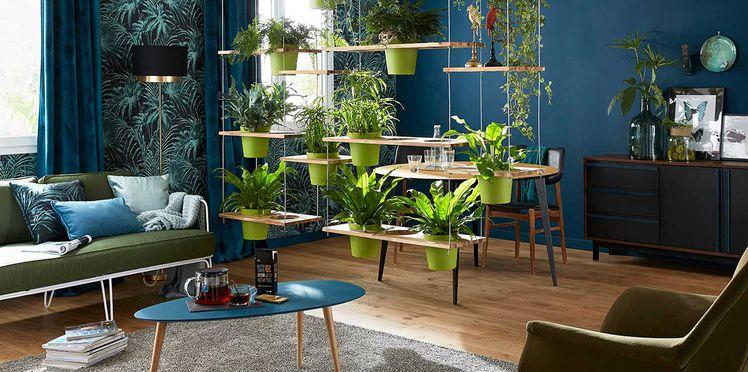 Déco de salon : osez les couleurs tendance - Meubles et décoration ...