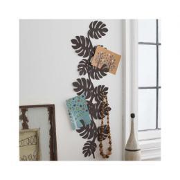 pat re porte bijoux mural feuilles grand mod le meubles et d coration tunisie. Black Bedroom Furniture Sets. Home Design Ideas
