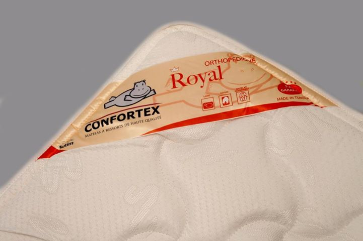 Matelas Royal Orthopedique 190x160 Meubles Et Decoration