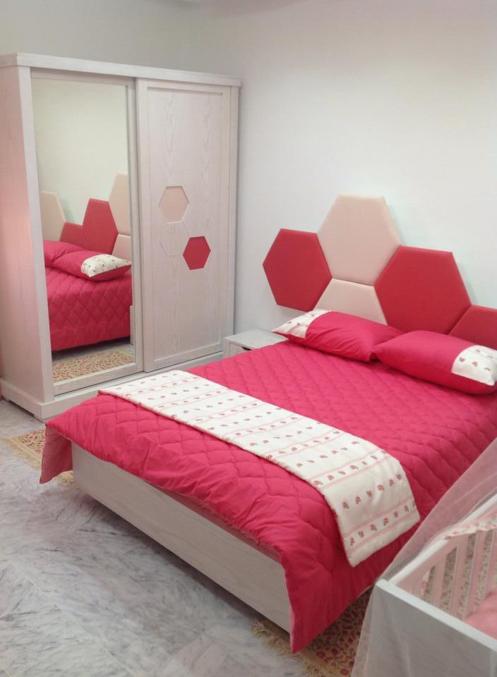 CHAMBRE A COUCHER ENFANT PROMO - Meubles et décoration Tunisie