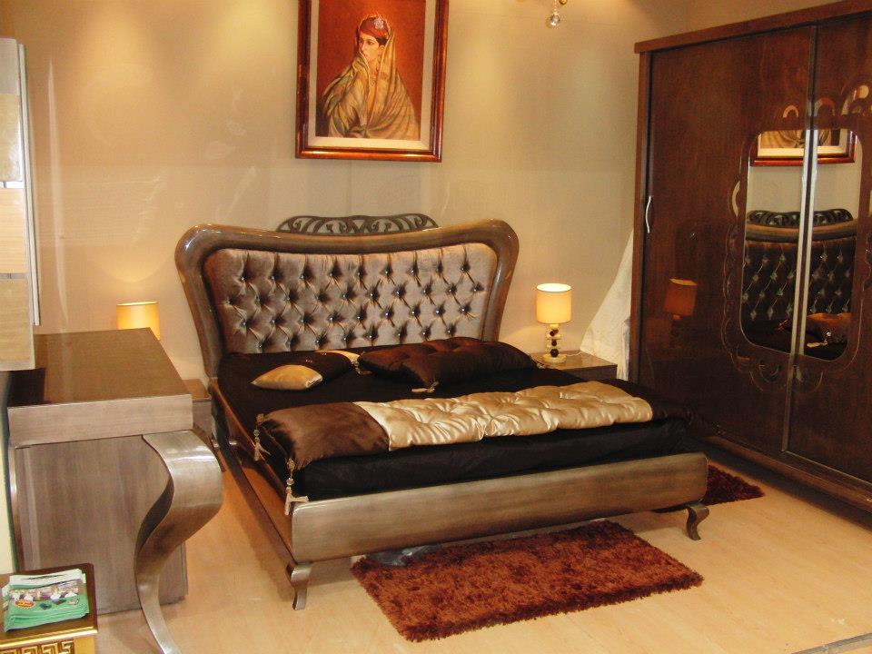 CHAMBRE A COUCHER VIENNE - Meubles et décoration Tunisie
