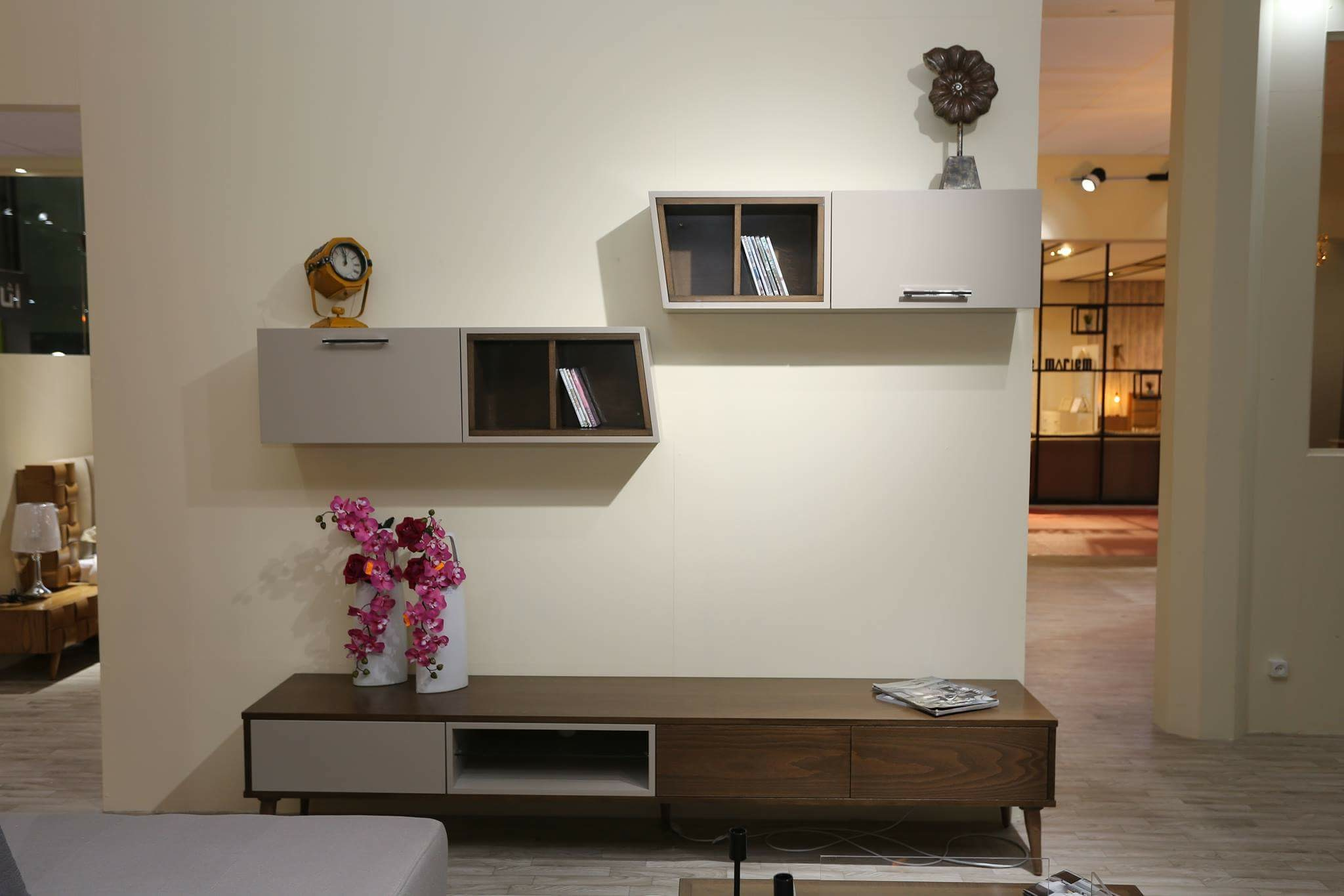 Meuble Tv Pour Coin meuble tv smart - meubles et décoration tunisie