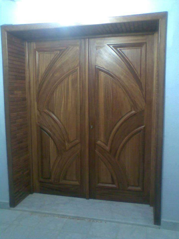 Porte DEntre En Bois Massif Moderne Tunisie  SellingstgCom