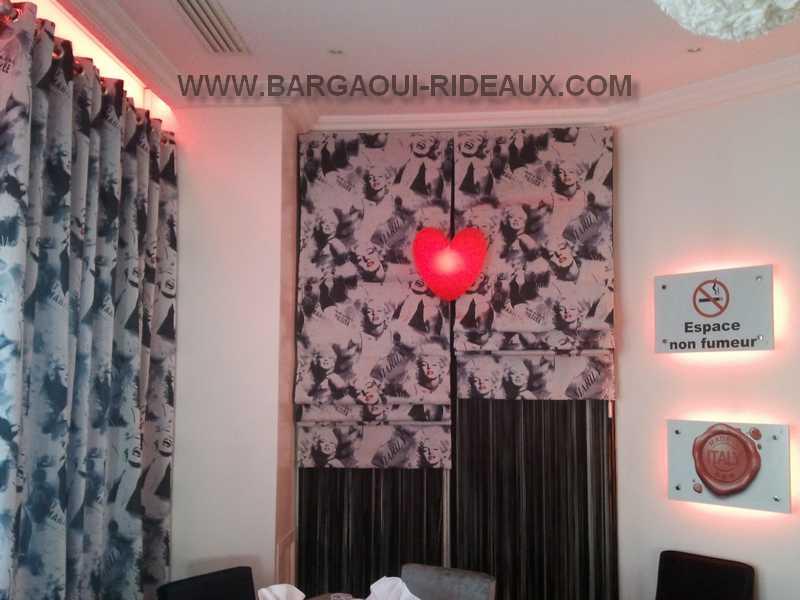 Rideau - Meubles et décoration Tunisie