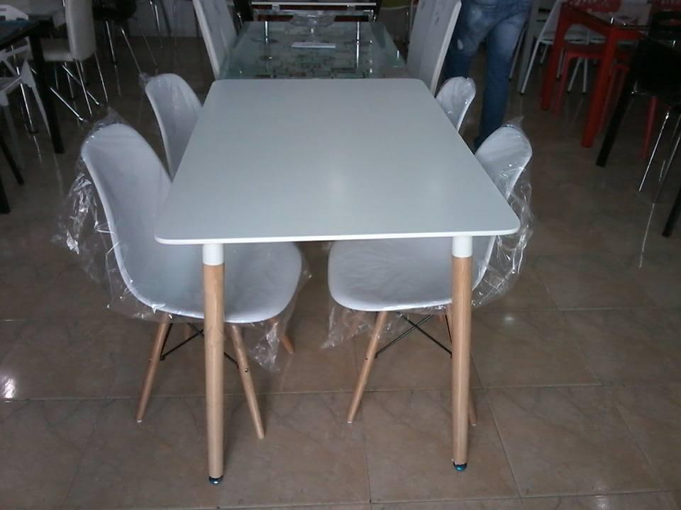 Table Et Chaise Josef Meubles Et Decoration Tunisie