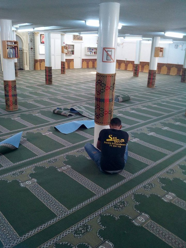 Tapis Mosquee Meubles Et Decoration Tunisie