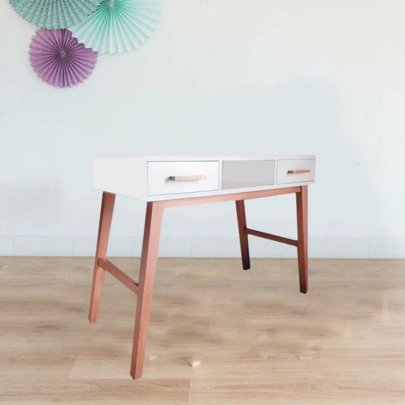 bureau design scandinave skolly meubles et d coration. Black Bedroom Furniture Sets. Home Design Ideas