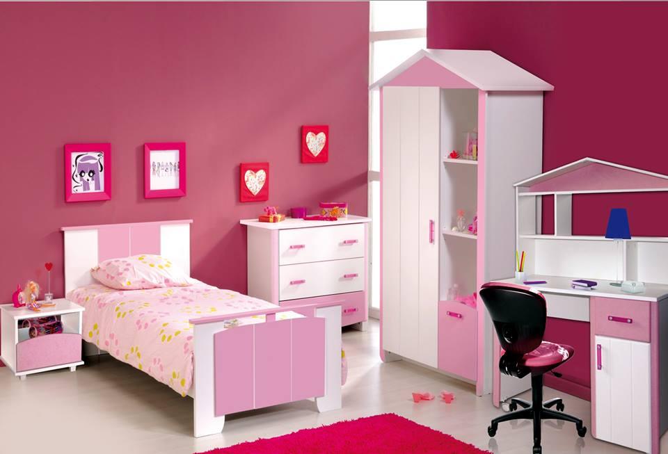 Chambre d 39 enfant cabane meubles et d coration tunisie - Chambre denfant ...