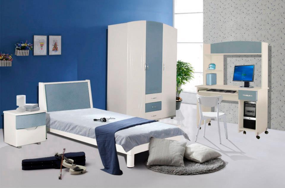 chambre d 39 enfant diamant rev tement pvc meubles et d coration tunisie. Black Bedroom Furniture Sets. Home Design Ideas