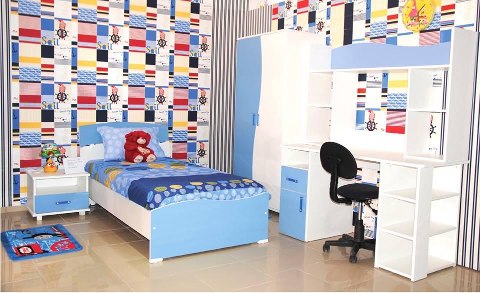 Chambre d 39 enfant olympique meubles et d coration tunisie for Meuble chambre d enfant