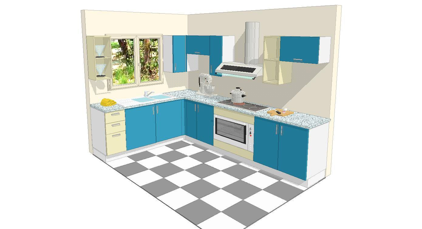 meuble cuisine d t finest modele cuisine d t affordable ides damnagement dune cuisine dt best. Black Bedroom Furniture Sets. Home Design Ideas