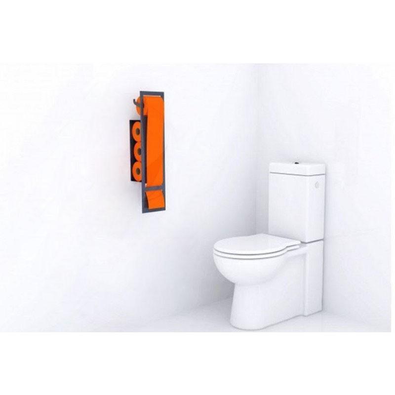 distributeur de papier toilette 1 rouleau meubles et d coration tunisie. Black Bedroom Furniture Sets. Home Design Ideas