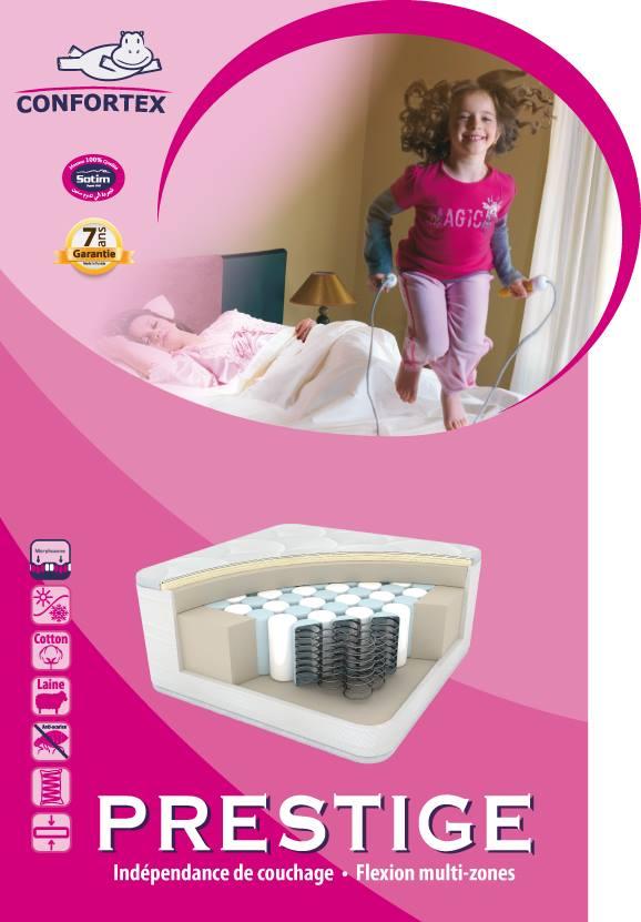 matelas prestige confortex en promotion meubles et d coration tunisie. Black Bedroom Furniture Sets. Home Design Ideas