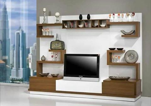 Meuble tv kelibia meubles et d coration tunisie for Meuble tv zebra