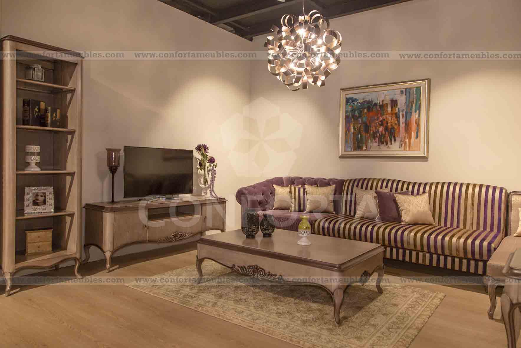 Meuble tv tunisie meubles et d coration tunisie for Meuble tv zebra