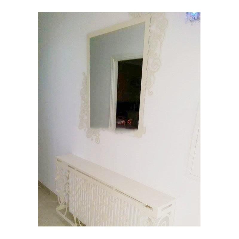 Miroir tulipe meubles et d coration tunisie for Miroir design tunisie