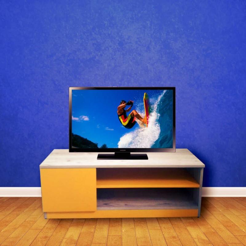 pack etag re murale skadu meuble tv cuatro meubles et d coration tunisie. Black Bedroom Furniture Sets. Home Design Ideas