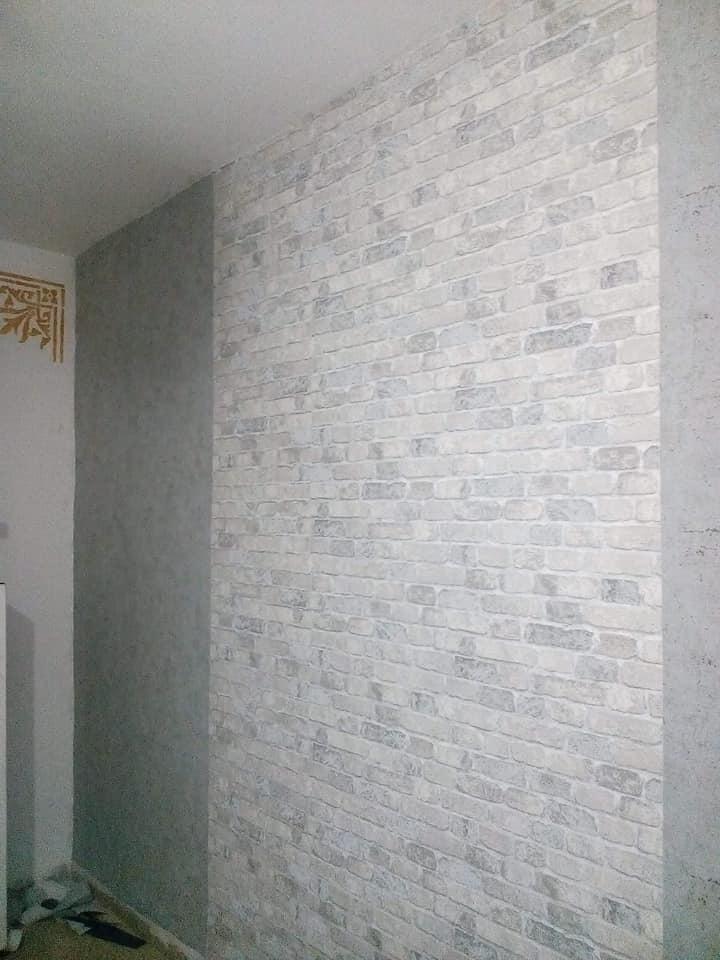 Papier peint 011 meubles et d coration tunisie - Produit pour decoller papier peint ...