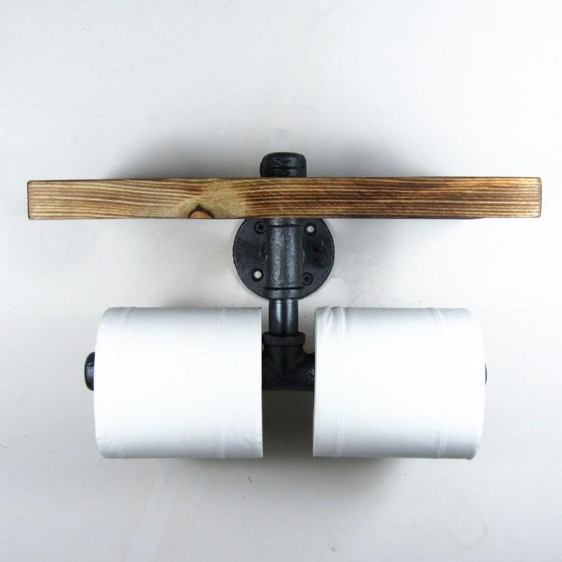 porte papier toilette industriel meubles et d coration tunisie. Black Bedroom Furniture Sets. Home Design Ideas