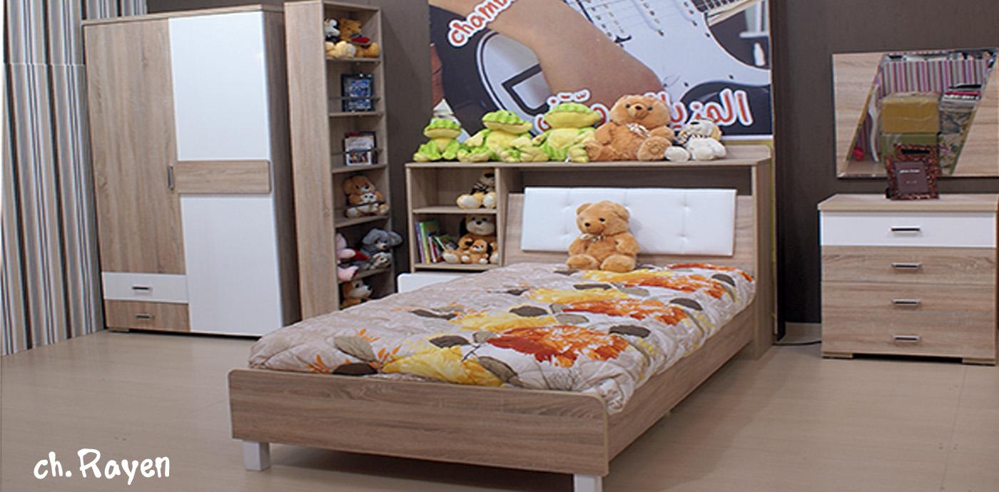 Chambre rayen meubles et d coration tunisie for Inter meuble sousse