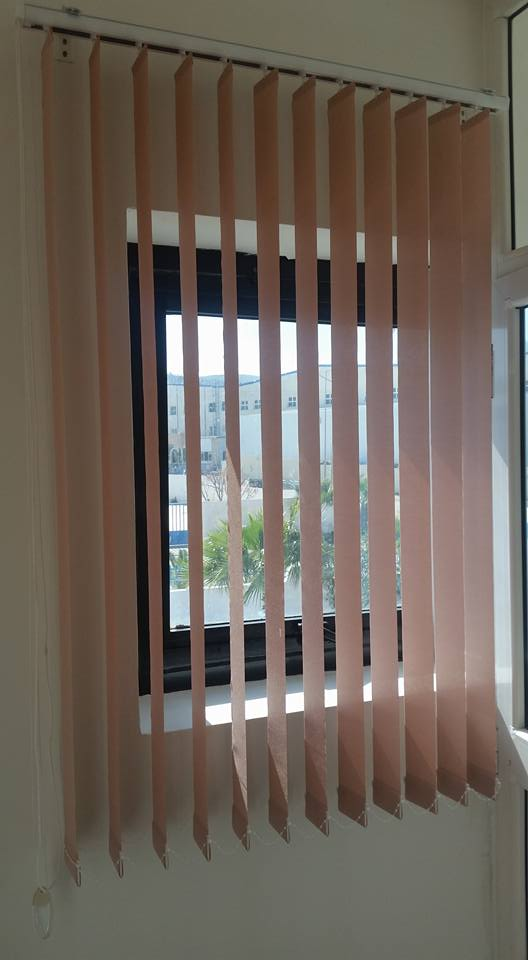 rideau a bande verticale meubles et d coration tunisie. Black Bedroom Furniture Sets. Home Design Ideas