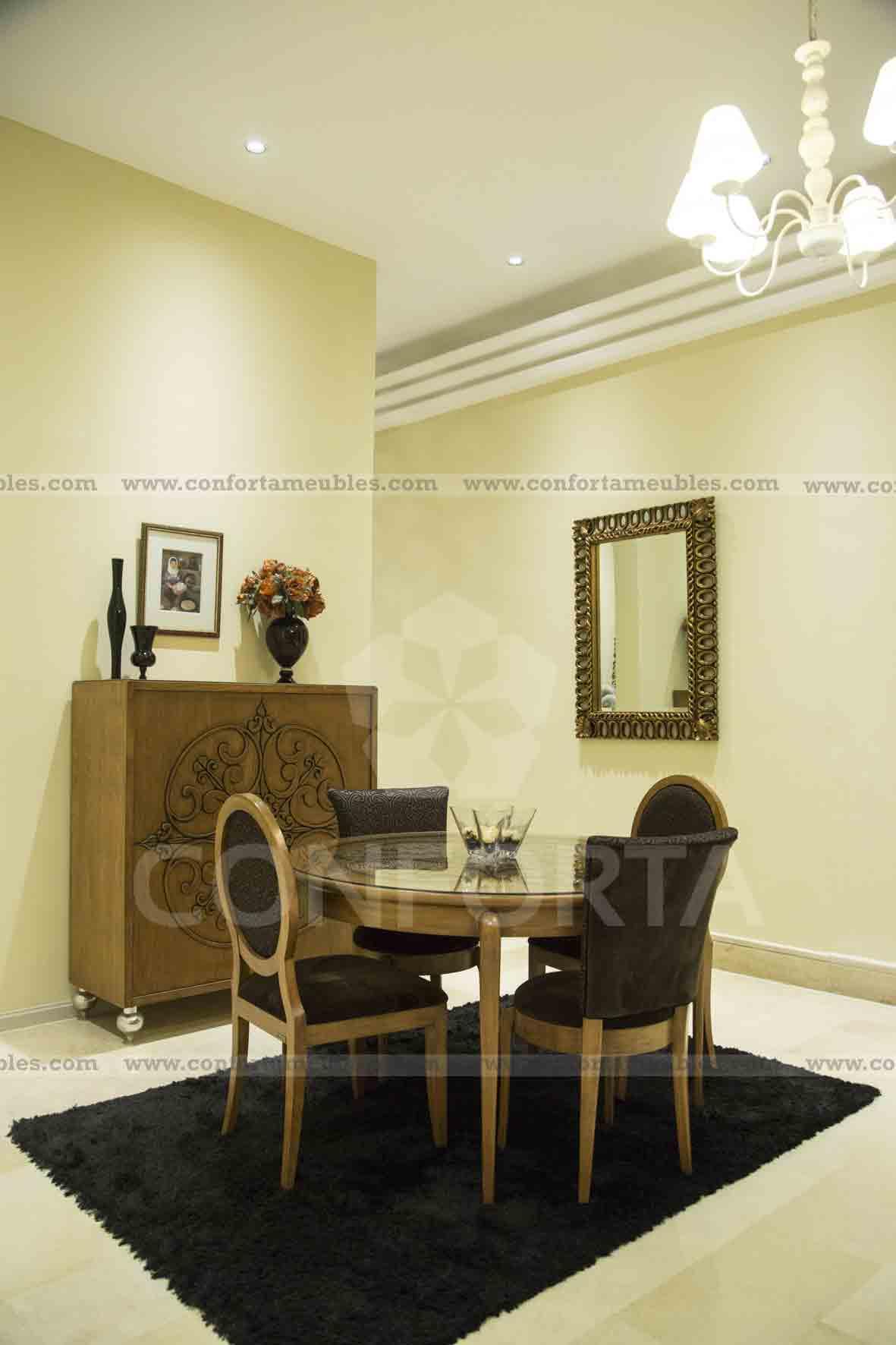 salles manger tunisie meubles et d coration tunisie. Black Bedroom Furniture Sets. Home Design Ideas